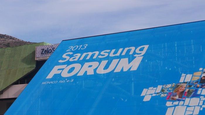 Samsung Forum 2013, en un mot Samsung veut être omniprésent chez vous ! - Samsung Forum 2013