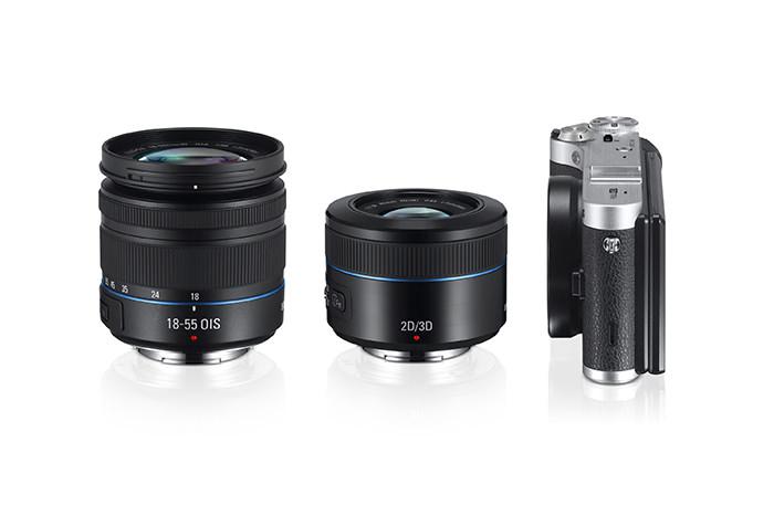 Samsung Forum 2013, en un mot Samsung veut être omniprésent chez vous ! - Le NX300 offre non seulement une vitesse et une précision incroyables mais également des prises de vue et un partage facilités grâce aux nouvelles fonctions SMART Camera