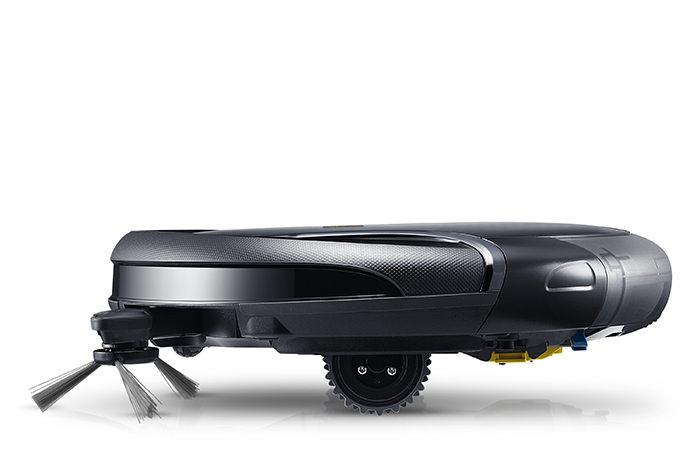 Samsung Forum 2013, en un mot Samsung veut être omniprésent chez vous ! - Navibot CornerClean, l'aspirateur robot de Samsung