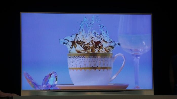 Samsung Forum 2013, en un mot Samsung veut être omniprésent chez vous ! - La qualité d'image de la F8000 et F8500 est tout simplement sublime
