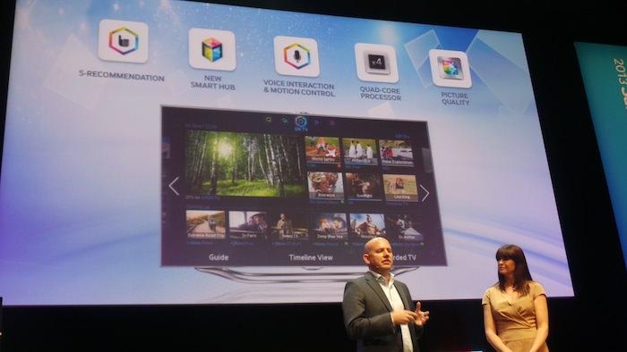 Samsung Forum 2013, en un mot Samsung veut être omniprésent chez vous ! - Le kit Smart Evolution qui offre la possibilité de mettre à jour les éléments matériels et logiciels de sa Smart TV acquise récemment