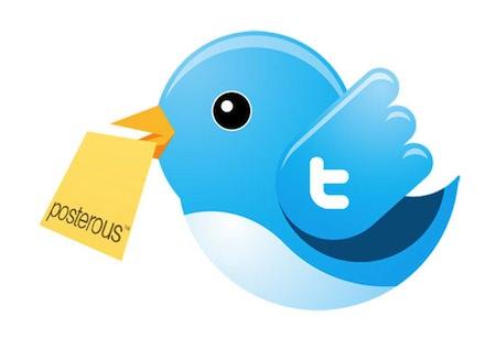 Twitter va stopper Posterous à la fin du mois d'avril