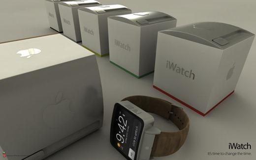 Une Smart Watch 'iWatch' made in Apple dans les cartons ?