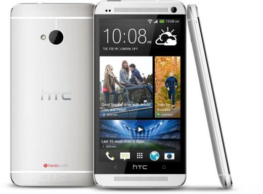 Voici le nouveau HTC One !