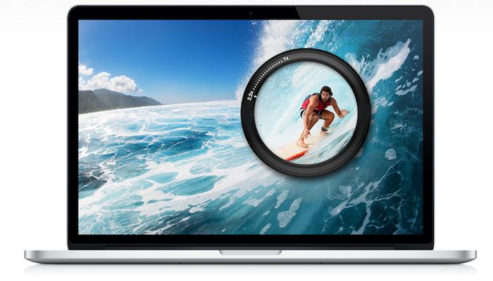 Apple change son slogan pour mettre en avant le Retina : le Chromebook Pixel lui fait peur ?