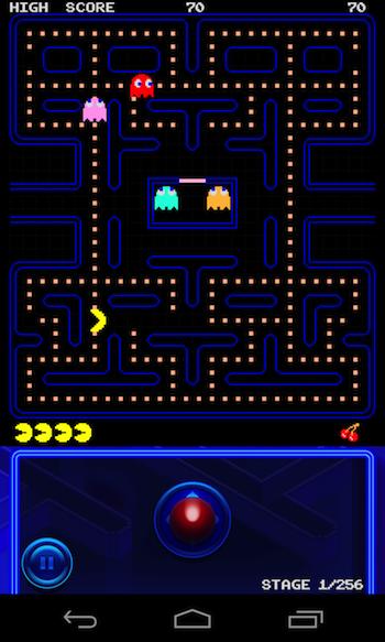 Pac-Man + Tournaments en action