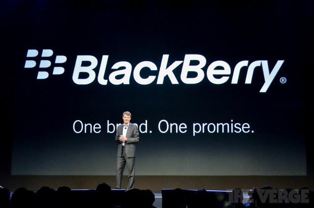 BlackBerry célèbre le premier million de ventes BB10, mais déplore une autre perte d'abonnés