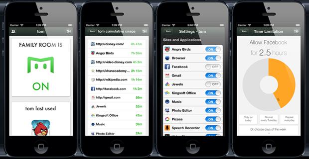 Un système de contrôle d'accès directement depuis les applications mobiles