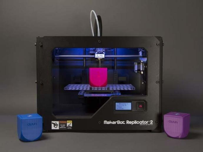 Créez votre propre boîtier pour la Console Ouya avec une imprimante 3D