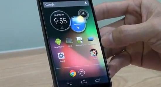 De nouvelles pour le Google X Phone pour un lancement en novembre