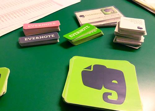 Evernote sauve les meubles en apportant une double authentification
