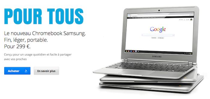 Google annonce que les Chromebooks arrivent dans six nouveaux pays, dont la France