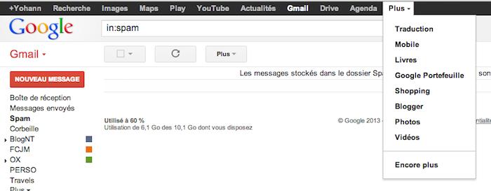 Google Reader est porté disparu sur Gmail et Google+
