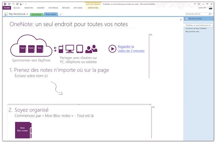 La prochaine génération de Microsoft Office a pour nom 'Gemini', et arrive comme une app Modern UI
