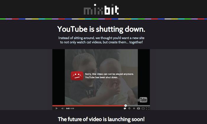 Le co-fondateur de YouTube fait un teasing de MixBit, un nouveau site collaboratif de vidéos