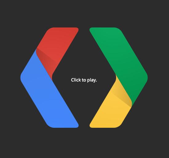 Le nouveau site du prochain Google I/O est tout simplement génial !