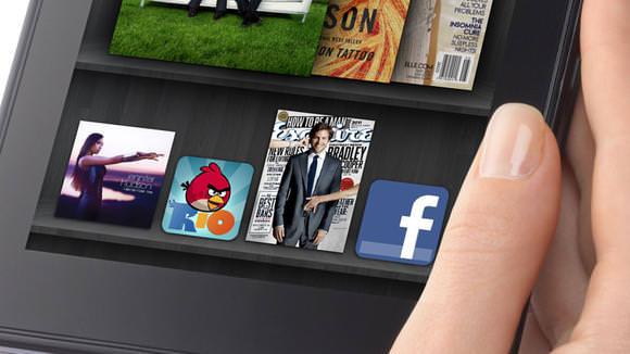 Le smartphone Kindle d'Amazon pourrait disposer d'un écran de 4,7 pouces