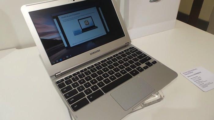 Prise en main du Chromebook de Samsung : du cloud pour tous - Le Chromebook de Samsung intègre Chrome OS