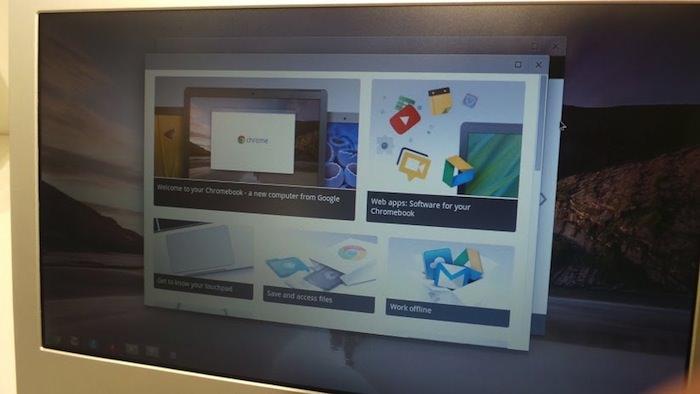 Prise en main du Chromebook de Samsung : du cloud pour tous - Chrome OS est un OS entièrement sur le cloud qui dispose de nombreuses fonctionnalités