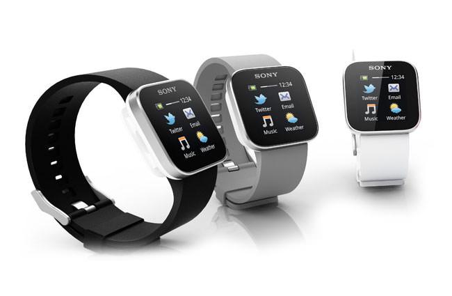SmartWatch : L'avenir de la technologie ? - SmartWatch de Sony se connecte à Android
