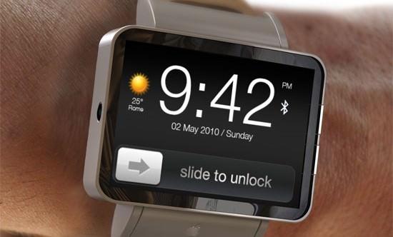 SmartWatch : L'avenir de la technologie ? - Concept d'une iWatch