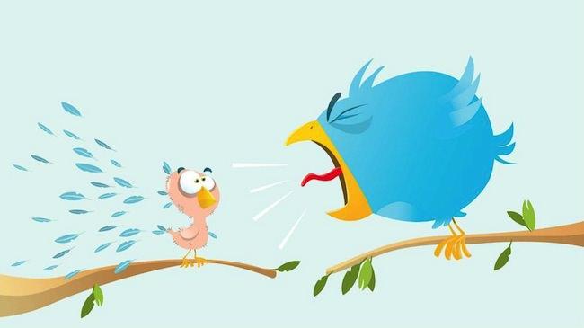 Twitter a obtenu le brevet ... pour Twitter