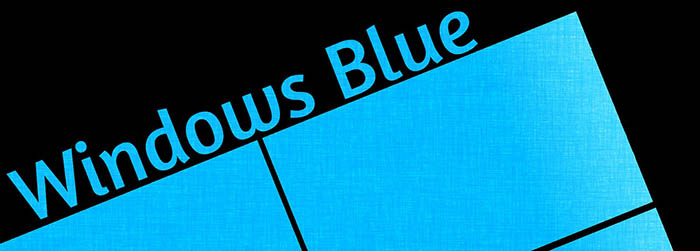 Windows Blue en rumeurs