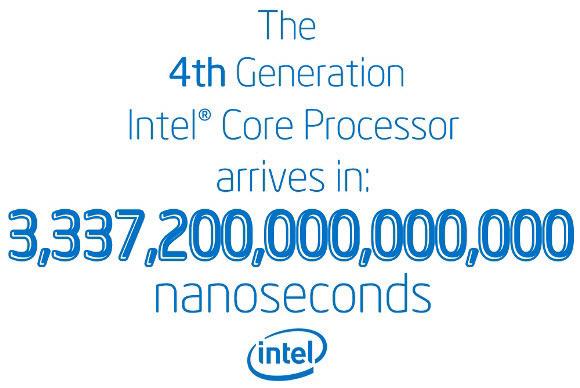 Apple dévoilerait les processeurs Intel Haswell dans ses MacBook lors de la WWDC 2013