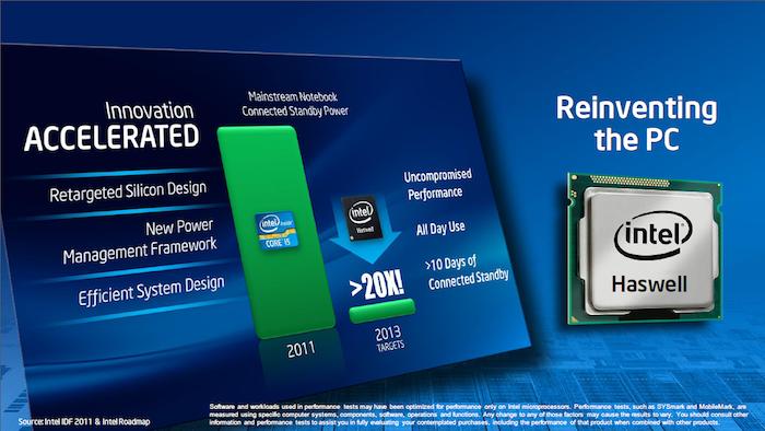 Apple pourrait rafraîchir sa gamme de processeurs Intel Haswell en mai