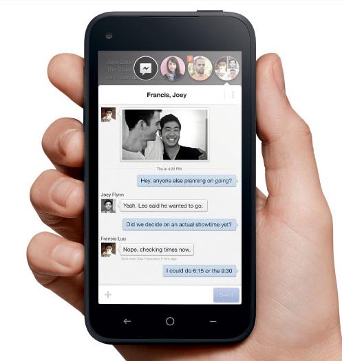 Continuez à échanger des messages alors même que vous utilisez d'autres applications.