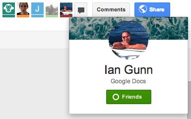 Google Drive devient plus social après une mise à jour : chat et photo de profil ajoutés