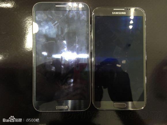 Une mystérieuse photo présenterait le Galaxy Note 3