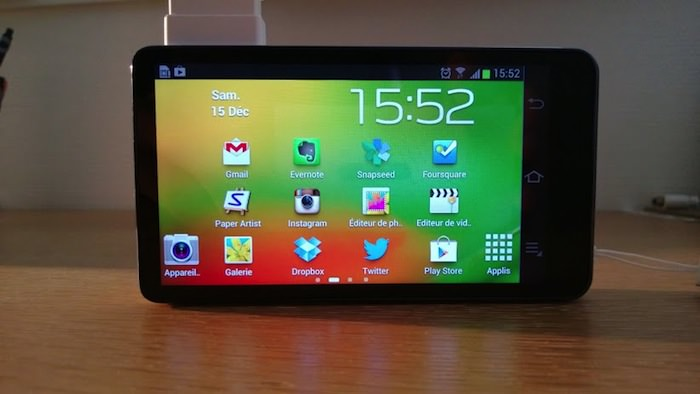 Oubliez les mobiles, Android était presque un système d'exploitation pour les 'Smart Camera'