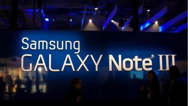 Samsung pourrait envisager un châssis métallique pour le Galaxy Note 3