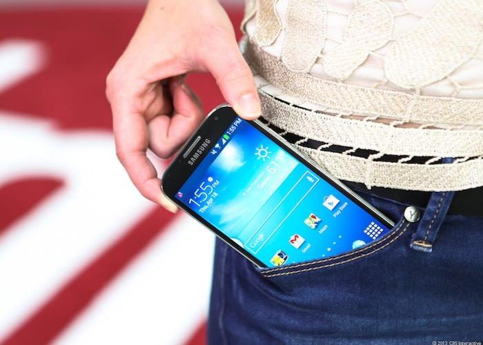 Samsung prendrait exemple du Xperia Z en proposant une version étanche et robuste du Galaxy S4