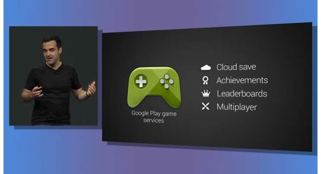 Google Play Games permet de discuter dans des jeux, de sauvegarder sur le cloud, et bien plus