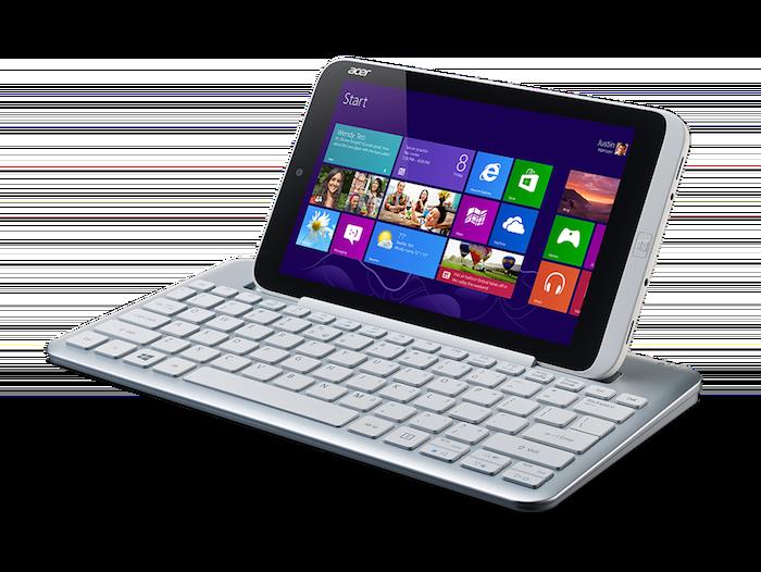 Acer lance l'Iconia W3 à 329 euros : la première tablette du monde 8 pouces sous Windows 8