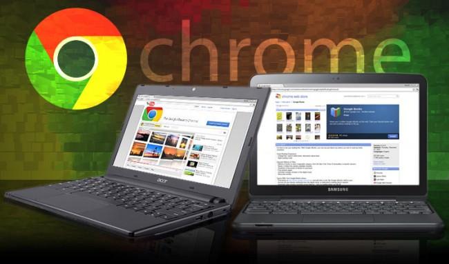 Des Chromebooks Asus seraient vendus plus tard cette année