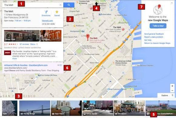Les suggestions de Google Maps se feront désormais selon vos relations Google+