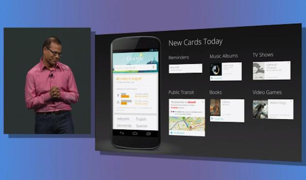 Google Now a désormais du Siri dans ses activités