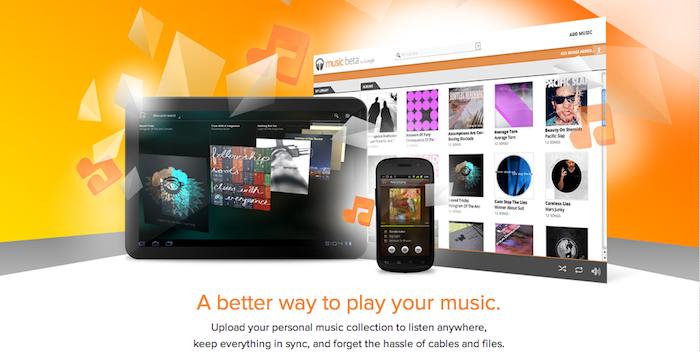 Google prépare le lancement d'un nouveau service de musique en streaming