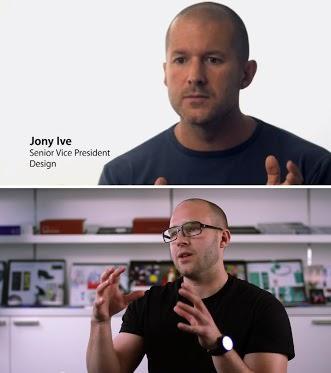 Hé, regardez ! Le concepteur HTC ressemble à Jony Ive d'Apple