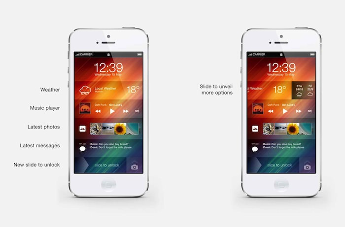 iOS 7 par Andre Almeida