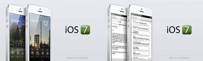 iOS 7 par Apfelpage