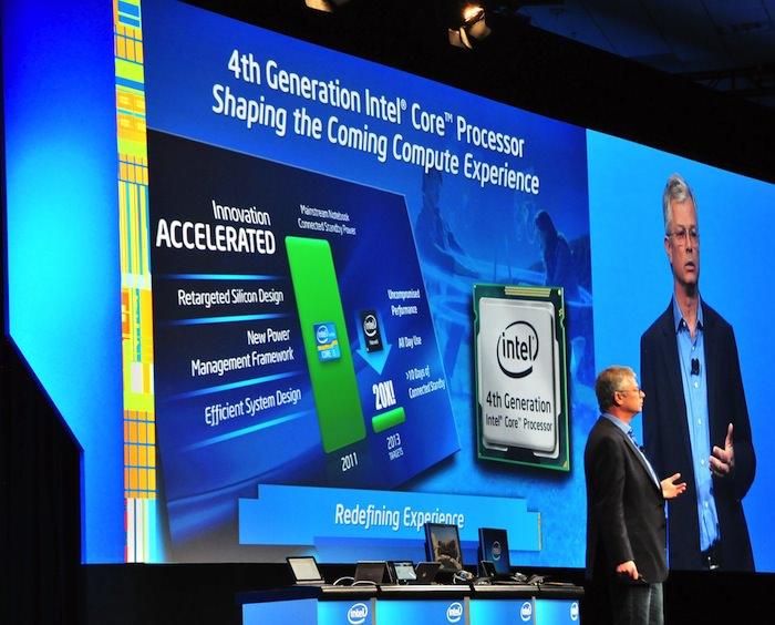 La puce Haswell d'Intel pourrait arriver sur les Google Chromebooks, apportant une meilleure autonomie