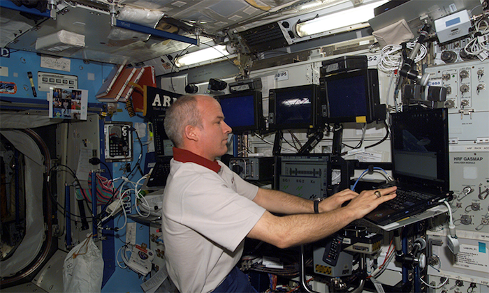 Les ordinateurs portables OpsLAN marqueront la fin d'une ère d'ordinateurs Windows à bord de l'ISS