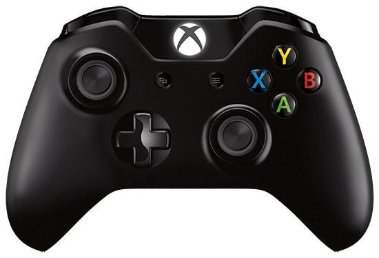 Le Pad de la Xbox One est une manette Xbox 360 améliorée
