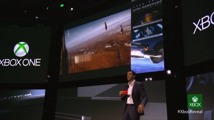 Le Mode Snap permet de disposer d'un mode multitâche sur votre console