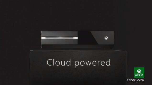 Le Xbox LIVE est entièrement connecté sur le cloud