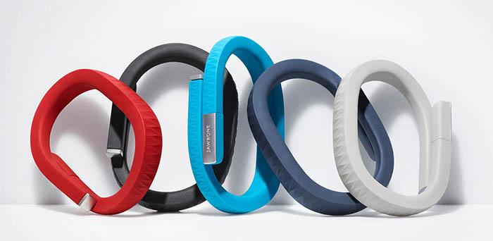 Le bracelet fitness Jawbone UP permettra bientôt de fonctionner avec d'autres applications de santé